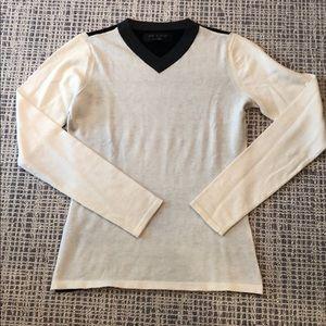 Rag and Bone V Neck Sweater
